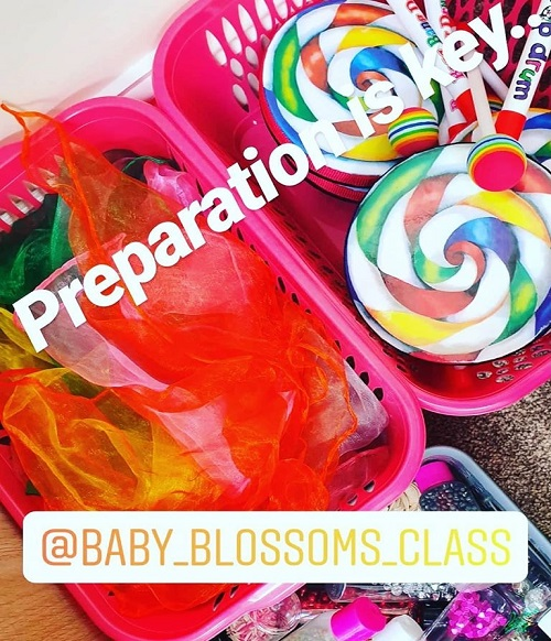 BabyBlossoms Classes
